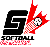 Click logo for schedule at Softball Canada