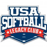 Click for official USA Softball Legacy Club page